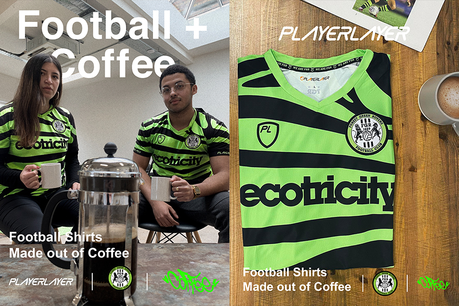 football and waste coffee shirt