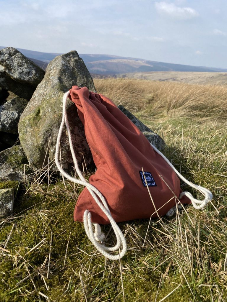 Swifty Drwastring Backpack