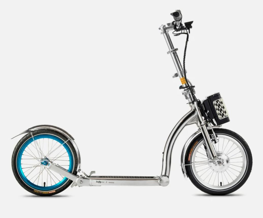 SwiftyONE MARINE-e scooter